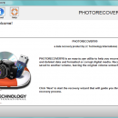 PHOTORECOVERY Professional 2017 for PC screenshot