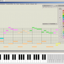 PianoRollComposer screenshot