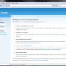 BitNami Drupal Stack for Linux screenshot