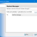 Redirect Messages for Outlook screenshot