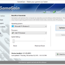 GameGain screenshot
