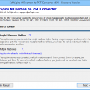 MDaemon Files to PST Converter screenshot