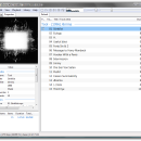 Portable foobar2000 0.9.6 screenshot