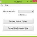 mUSBfixer screenshot