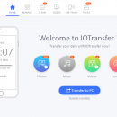 IOTransfer screenshot