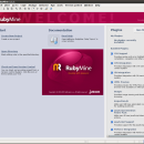 RubyMine for Linux screenshot
