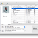 Apple Music Converter (Mac) screenshot