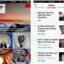 Flipboard for iOS screenshot