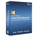 Stellar Phoenix Linux Data Recovery screenshot