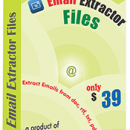 Email Extractor Files screenshot