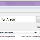 ARADO for Linux screenshot