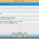German Word Learning Software screenshot