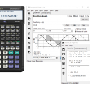 DreamCalc Scientific Graphing Calculator screenshot