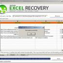 How to Recover Excel File screenshot