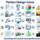 Perfect Design Icons Pack screenshot